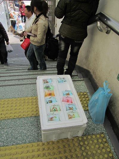 Chaveiros com animais vivos são a nova mania na China 04