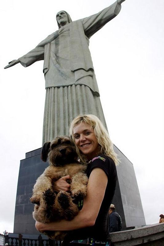 As belas aventuras de Oscar, o cão viajante 06