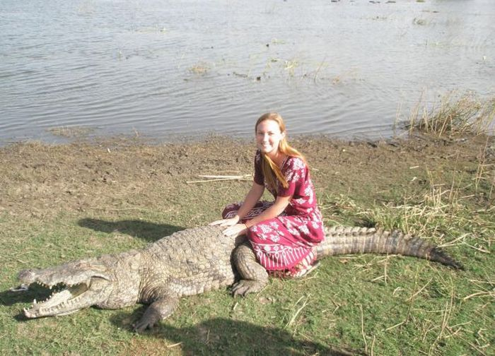 Vila Paga, um lugar onde crocodilos e homens vivem em perfeita harmonia 17