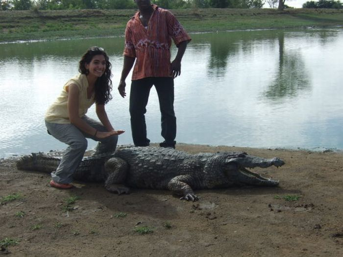 Vila Paga, um lugar onde crocodilos e homens vivem em perfeita harmonia 18