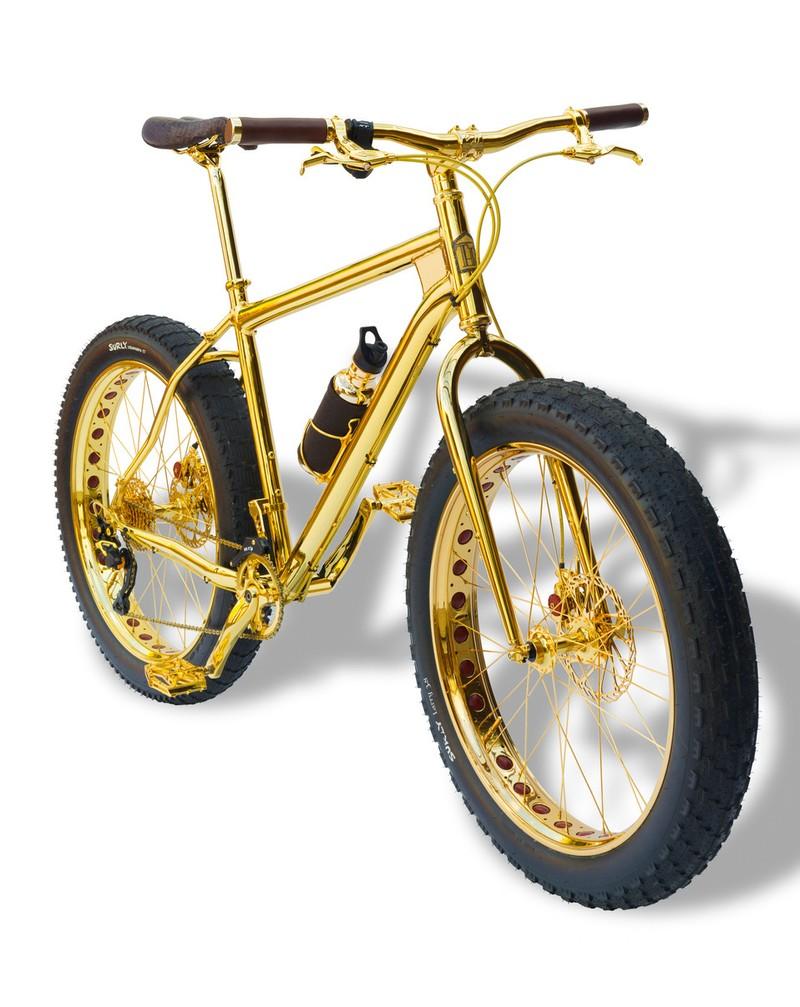Uma mountain bike que vale meio milhão de dólares 12