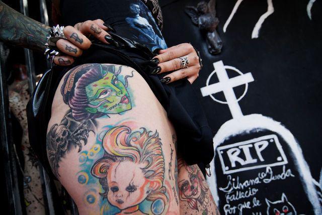 A vampira tatuada 07