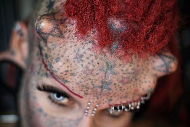A vampira tatuada 10