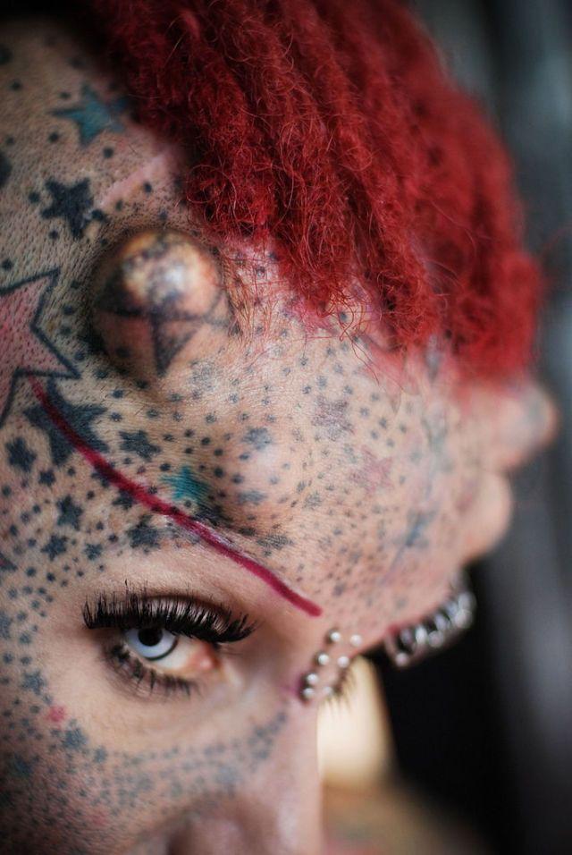 A vampira tatuada 16