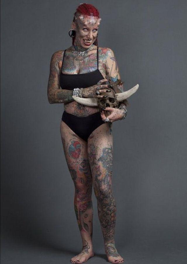 A vampira tatuada 19