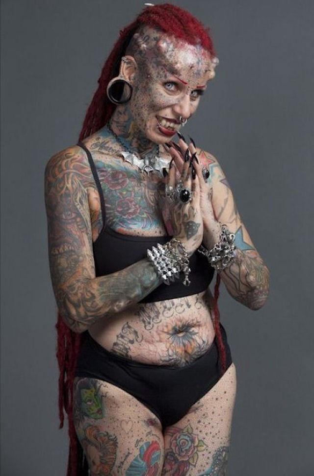 A vampira tatuada 21