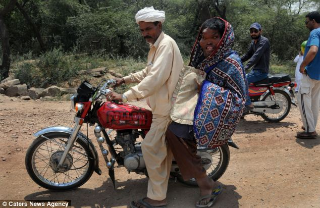 O homem elefante do Paquistão 04