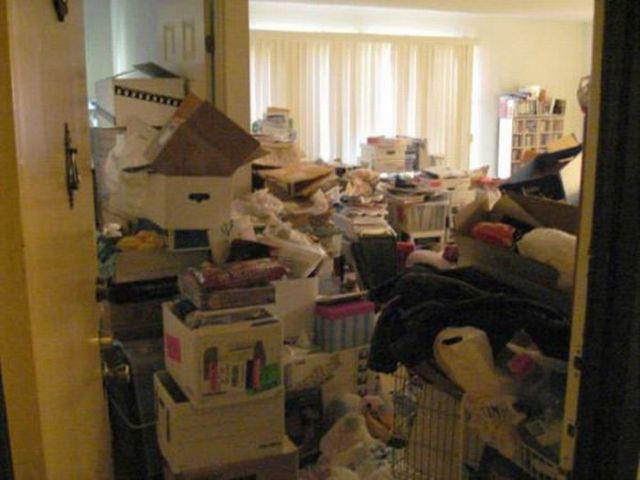 O apartamento mais bagunçado de sempre 07