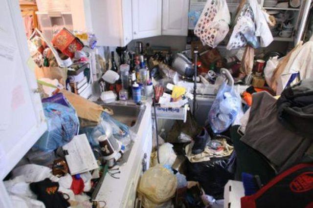 O apartamento mais bagunçado de sempre 10