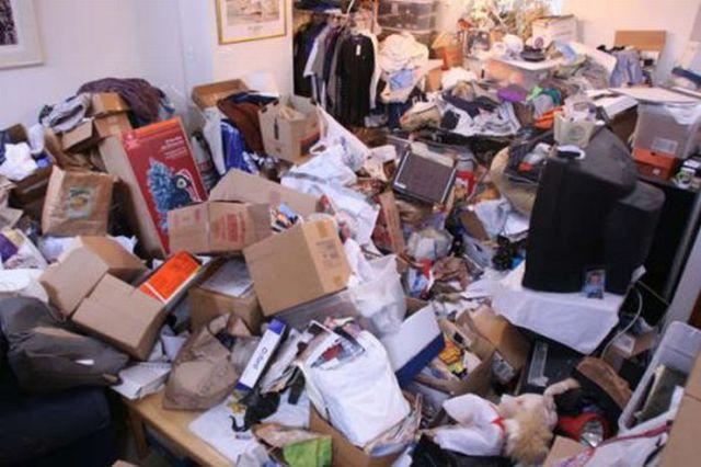O apartamento mais bagunçado de sempre 16