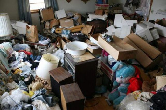 O apartamento mais bagunçado de sempre 17