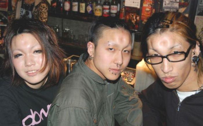 Bagelhead: Uma moda que causa espanto no Japão 01
