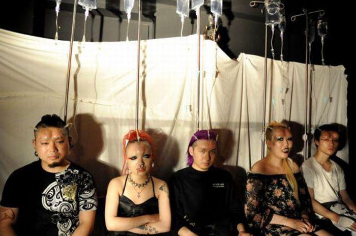 Bagelhead: Uma moda que causa espanto no Japão 02