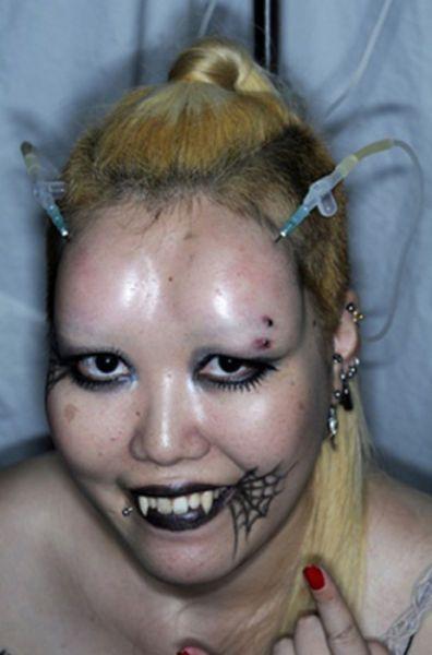 Bagelhead: Uma moda que causa espanto no Japão 03
