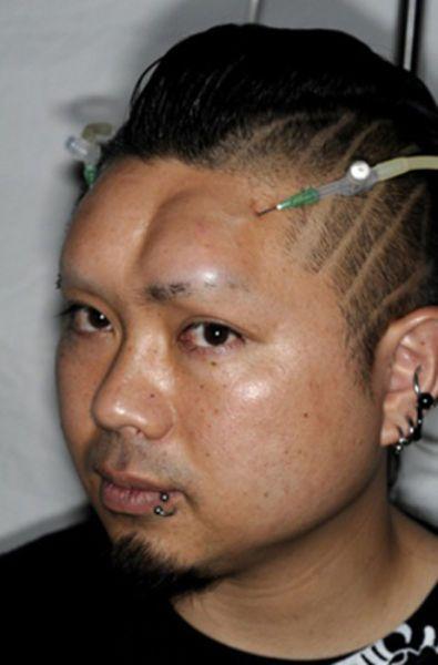 Bagelhead: Uma moda que causa espanto no Japão 05