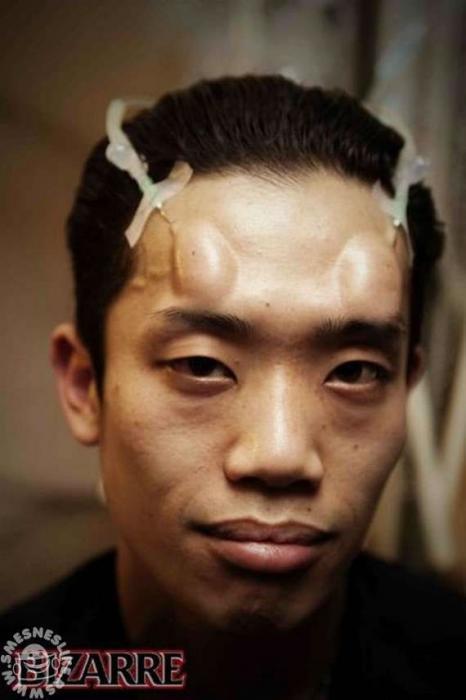 Bagelhead: Uma moda que causa espanto no Japão 10