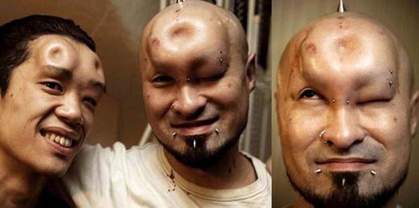 Bagelhead: Uma moda que causa espanto no Japão 11