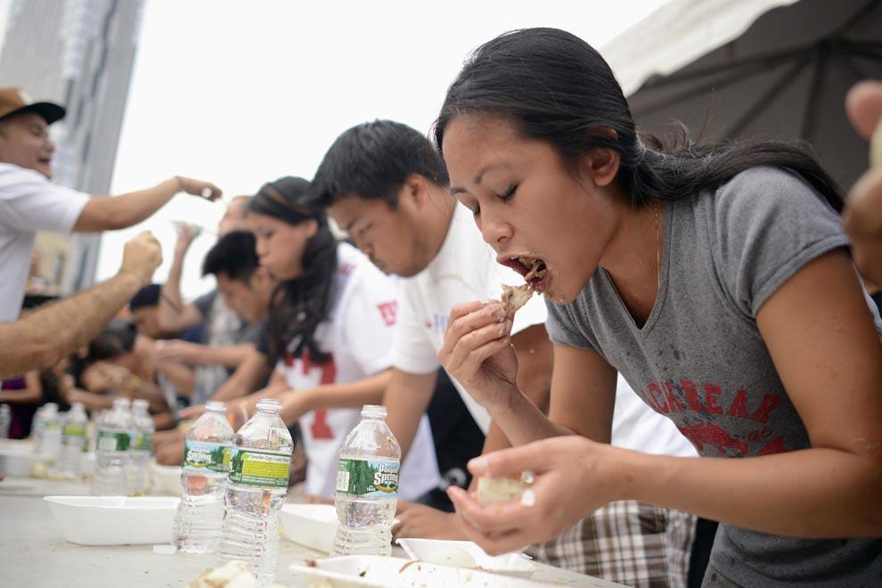 Campeonato de degustação de ovo choco 04