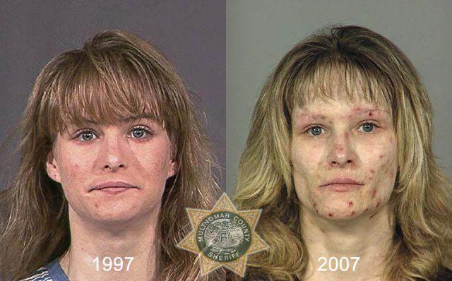 As faces da metanfetamina 15