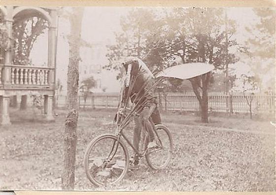 Curiosas fotografias antigas 09