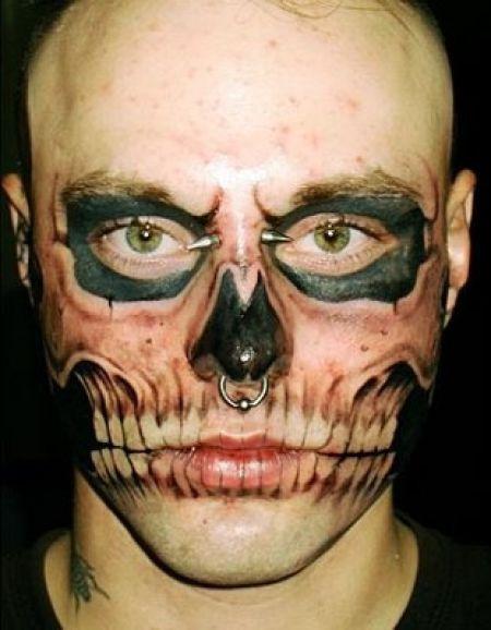 Palhaços tatuados 01