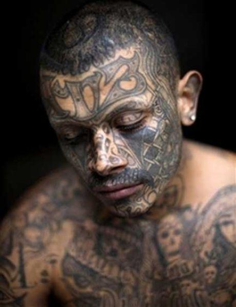 Palhaços tatuados 04