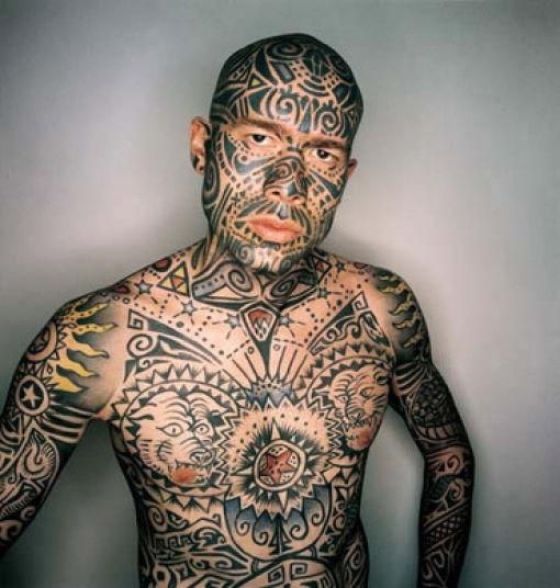 Palhaços tatuados 05