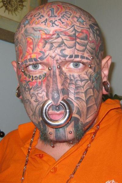 Palhaços tatuados 06