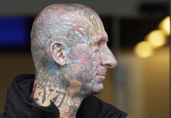 Palhaços tatuados 08