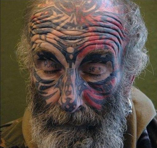 Palhaços tatuados 12
