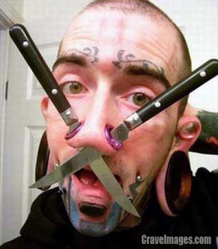 Palhaços tatuados 15