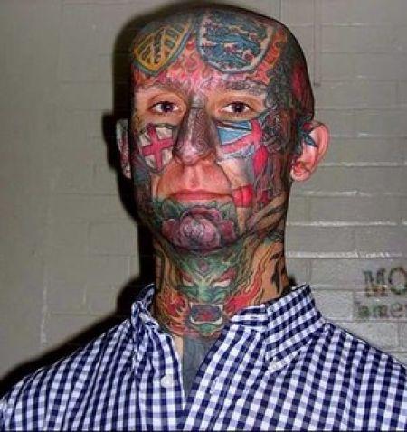 Palhaços tatuados 16