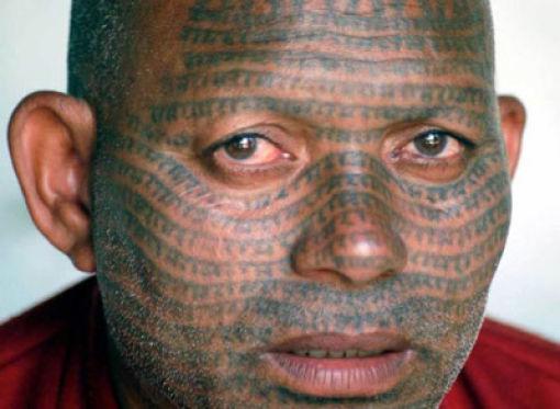 Palhaços tatuados 17