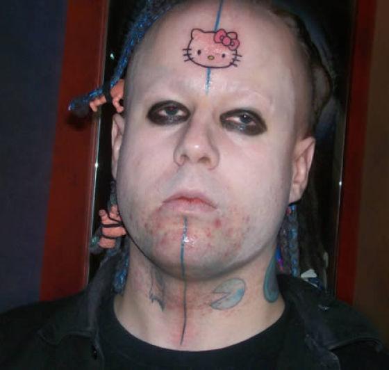 Palhaços tatuados 18