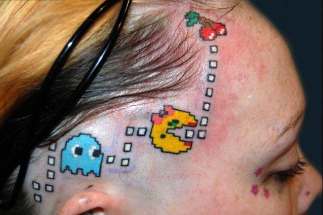 Palhaços tatuados 19