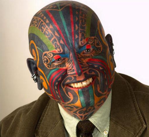 Palhaços tatuados 24