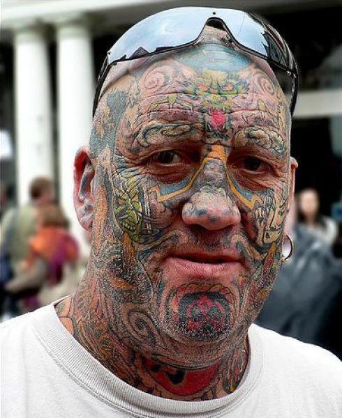 Palhaços tatuados 25