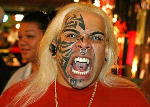 Palhaços tatuados 27