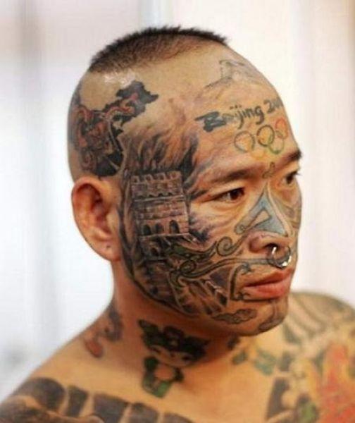 Palhaços tatuados 28