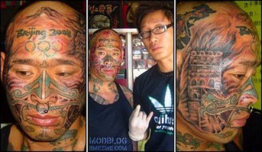 Palhaços tatuados 29