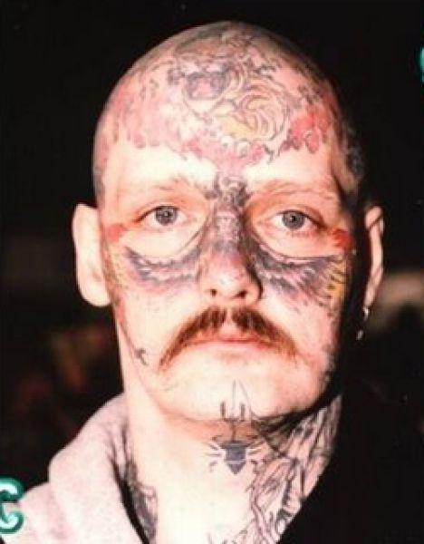 Palhaços tatuados 30