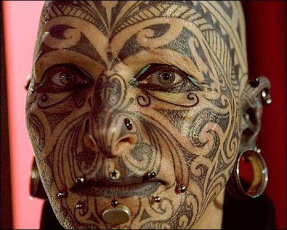 Palhaços tatuados 35
