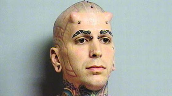 Palhaços tatuados 37