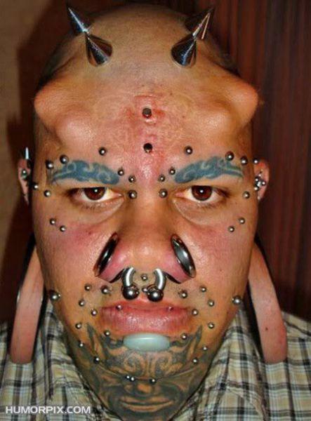 Palhaços tatuados 43
