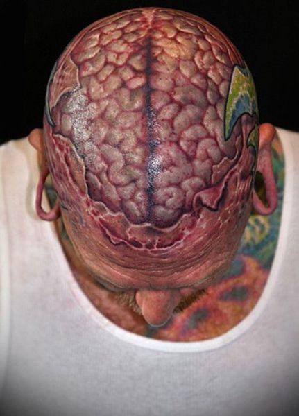 Palhaços tatuados 44