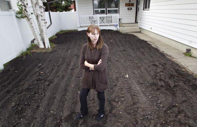 Socorro, roubaram meu jardim!