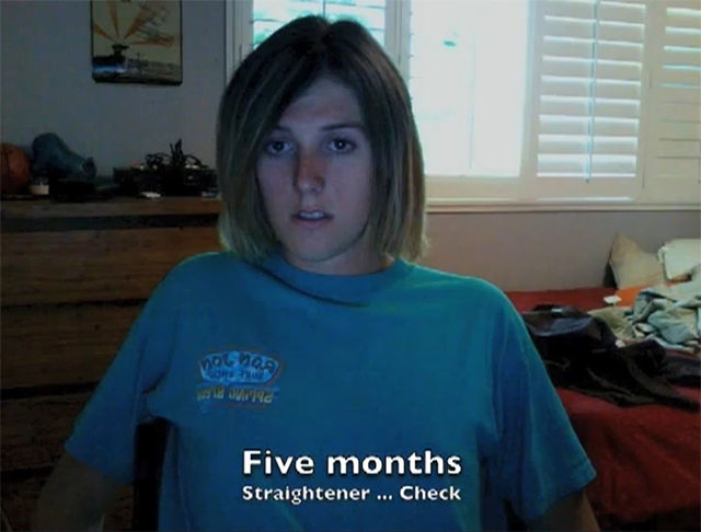 Transformação em mulher 13