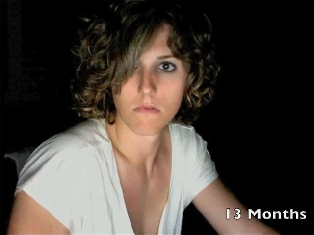 Transformação em mulher 37