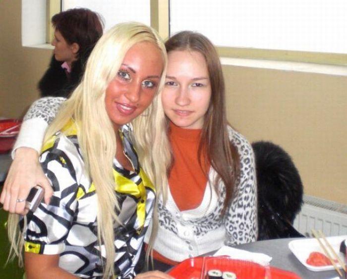 Impressionate transformação de uma stripper russa 09
