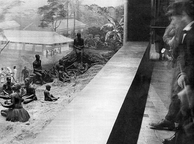 Os Zoológicos humanos do início do século XIX 01